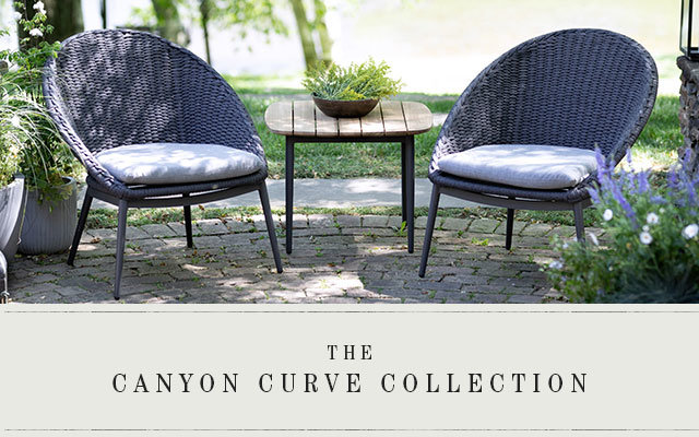 Canyon Curve Chairs