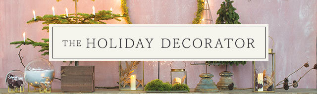 The Holiday Decorator