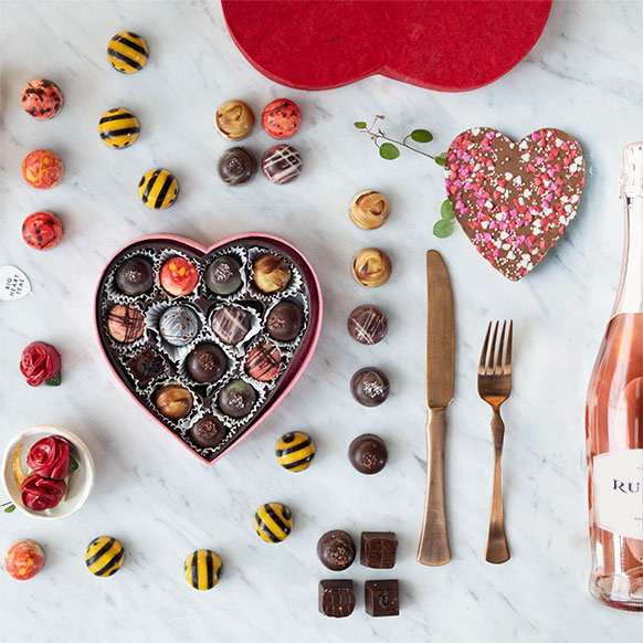 Our sweetest treats for your valentine