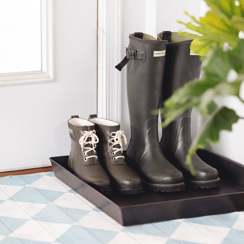 3 Smart Steps to an Organized Mudroom