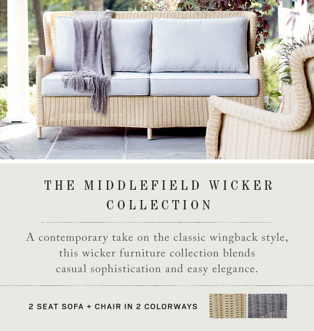 The Middlefield Wicker Collection