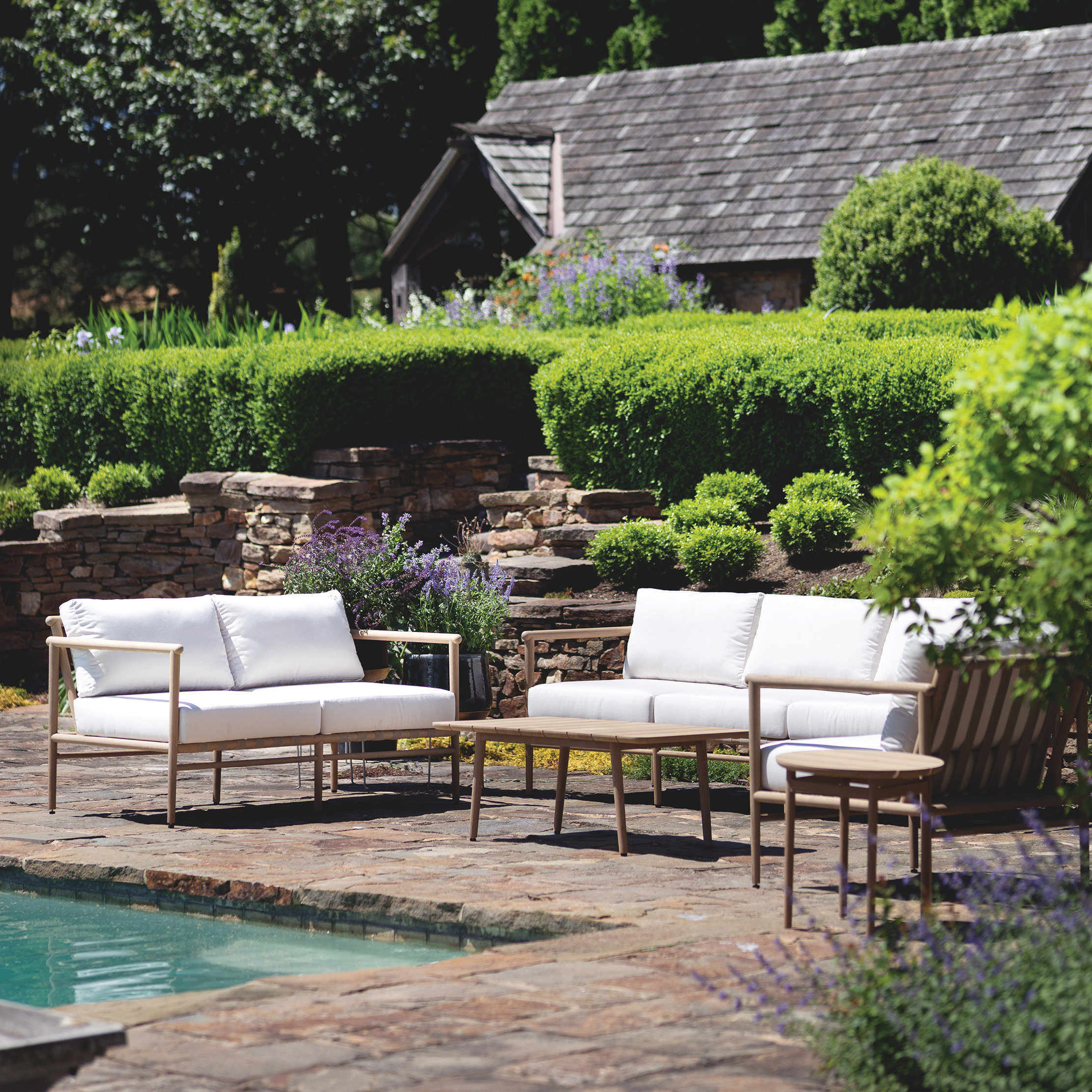 Behind-the-Scenes of our Outside Spaces Spring 2020 Catalog